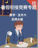 【奥数】五升六暑假衔接竞赛专题(入门测+学案+练习+出门测)