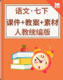 【高效备课】人教统编版语文七年级下册 课件+教案+素材
