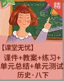 【课堂无忧】人教统编版历史八年级下册 课件+教案+练习+单元总结+单元测试