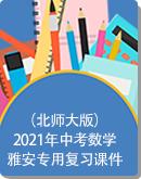 (北师大版)2021年中考数学雅安专用复习课件