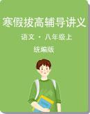统编版八年级语文 寒假拔高辅导讲义(梳理+技巧)