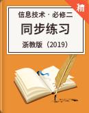 高中信息技术浙教版(2019)必修2 信息系统与社会同步练习(含答案)