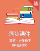 【课堂无忧】教科版(EEC)英语六年级下册同步课件