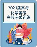 2021屆高考化學備考寒假突破訓練(解析版)