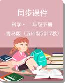 小学科学【青岛版(五四制2017秋)】二年级下册 同步课件