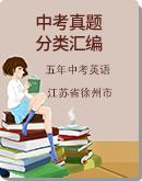江苏省徐州市2018-2020年三年中考英语试卷分类汇编(含答案)