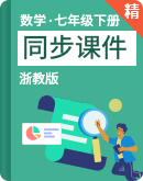 浙教版数学七年级下册 同步课件
