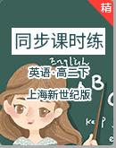 上海新世紀英語高二下同步課時練(基礎+提高)
