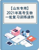 【山东专用】2021年高考生物一轮复习训练课件