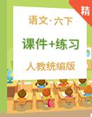 【优质备课】2021统编版语文六年级下册 同步课件+练习