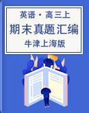 上海市静安区近五年(2016-2020)高三上学期期末英语试题真题汇编