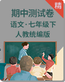 人教统编版语文七年级下册 期中测试卷