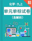 科学版九年级化学上册 名校精选精练 单元达标检测卷(含详细解答)