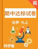 科科学版九年级化学上册 名校精选精练 期中达标检测卷(含详细解答)