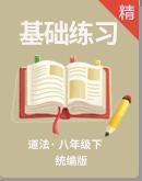 统编版道德与法治八年级下册基础练习