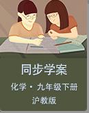 沪教版(全国)化学九年级下册同步学案(无答案)