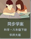 华师大版八年级科学下册同步讲义(机构用)(含答案)