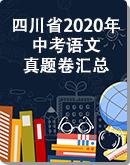 2020年四川省各地市中考语文真题试卷汇总
