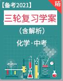 2021年中考化學三輪復習學案 (含解析)