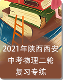2021年陕西省西安市中考物理复习专练 (含解析)