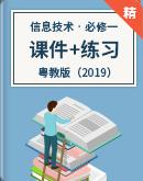 粤教版(2019)信息技术必修一课件+练习