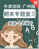 【期末专题复习】2021年广东省深圳市七年级下册英语单元专题复习