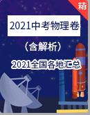 2021年各省中考物理試卷(有解析)