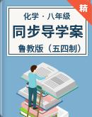 鲁教版(五四制)八年级化学   同步导学案(教师版+学生版)