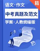 【決勝2022】2021年各省市中考作文真題及考場范文(例文+命題詳解)學案
