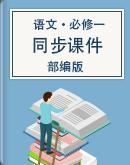 部编版高中语文必修上册同步课件