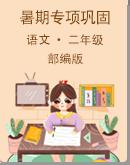 【统编版】小学语文二年级暑期专项巩固(含答案)