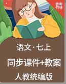 【课堂无忧】人教统编版语文七年级上册 同步课件+教案