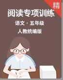 【快乐暑假】统编版小学语文五年级趣味阅读与专项训练(含答案)