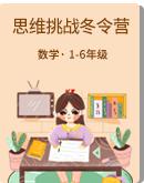 2021思维挑战冬令营1-6年级真题(PDF版,无答案)