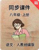 人教统编版语文八年级上册 同步课件