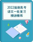 2022届新高考一轮语文复习精讲精练(含答案)