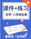 魯教版(五四制)八年級全冊化學 同步課件+練習(含答案)