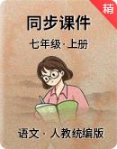 人教统编版语文七年级上册 同步课件