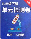 人教版九年级化学下册   名校优选精练 单元检测卷(含答案及解析)