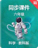 2021年科學教科版(2001)六年級上冊同步課件