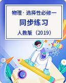 2021-2022学年人教版(2019)物理 选择性必修第一册 同步练习(Word含答案)