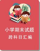 广西南宁市西乡塘区2020-2021学年第二学期1-6年级各科期末试题