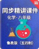 魯教版(五四制)2021-2022學年化學八年級  同步精講課件