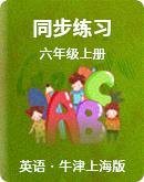 牛津上海(試用本)英語六年級上冊 提升練習(含答案)