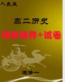 【步步高】2014-2015学年高二历史人民版选修1同课异构课件+试卷