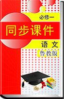 魯教版高中語文必修一同步授課課件