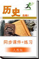 高中历史人教新课标版选修2同步课件+练习