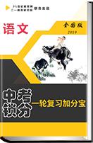 【2019中考锁分】语文一轮复习加分宝(全国版)