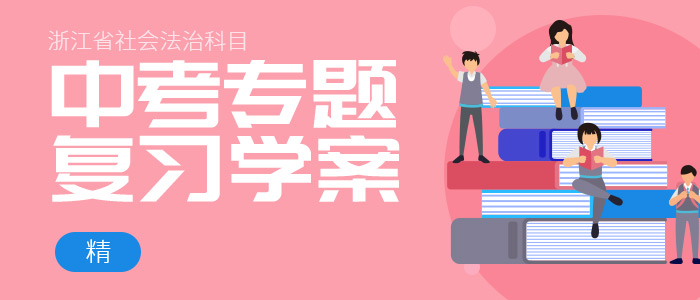 [精]浙江省社会法治科目中考专题复习学案