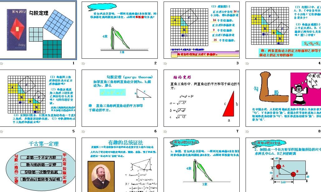 沪科版初中|课件数学,数学课件下载_21初中课件三_21数学图片